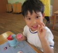 【年中組】4・5・6月生まれの誕生会