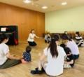 未就園児向けおやこリトミック教室を開催しました!
