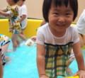 【最年少】水遊び
